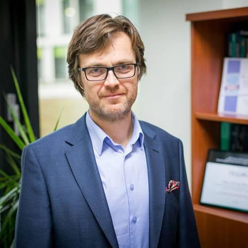 prof. dr hab. n. med. Piotr Węgrzyn
