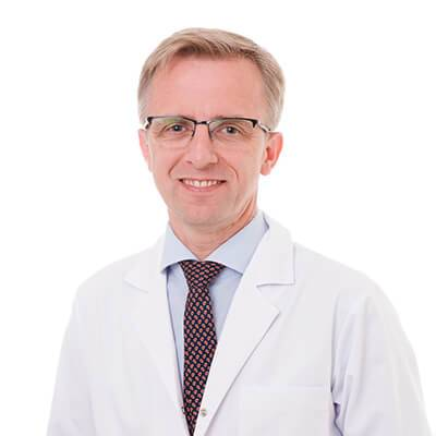 prof. dr hab. n. med. Piotr Laudański